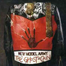 Projeto Autobahn - New Model Army - The Ghost Of Cain
